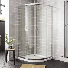 900mm Shower Door Ideal Essential Door Quadrant Shower Enclosure 900mm