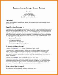 Sample Resume For Food Server by Customer Service Manager Resume 20 Sample Resume For Food Service
