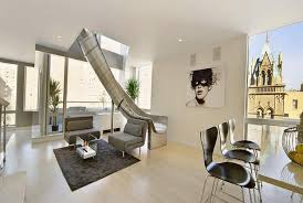 surprising small space living design 6 creative of modern room ideas