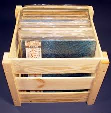 vinyl records storage lp record storage crate music is my first