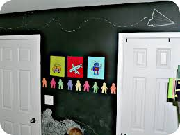 Plane Themed Bedroom by Bedroom Chalkboard Wall 2 Little Supeheroes2 Little Supeheroes