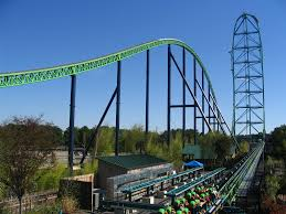 Six Flags Scary Rides The Scariest Roller Coasters On The Planet Modern Thrill