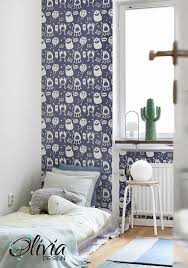 create a super stylish kid u0027s room 21 modern removable wallpaper ideas