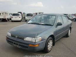 toyota corolla sedan 1993 used 1993 toyota corolla sedan lx limited e ae100 for sale
