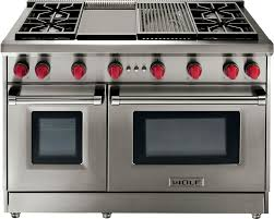 Wolf Gas Cooktop 30 Wolf Ranges