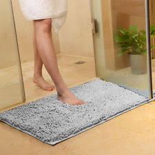 Washable Bathroom Carpet Cut To Fit Bath Mats Ebay