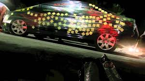 car wrapped in wrapping paper how to gift wrap a car prank hd