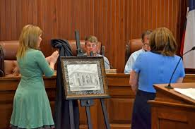 Perspective Sketch Of A Manager Office Sellers In Mayor Role New Sulphur Springs Council Sworn Into