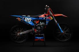 troy lee designs red bull ktm u0027s washougal graphics moto related