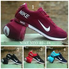 Sepatu Nike grosir sepatu nike neo santai joging oke elevenia