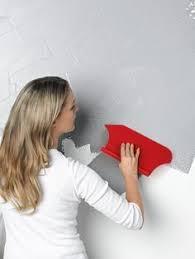 wandgestaltung schöner wohnen die entstehung einer wandgestaltung in sichtbetonoptik http www