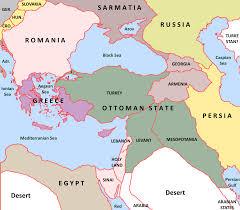 Romania Map Io Mihailŭ împĕratul Românilor