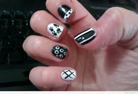 easy nail art designs for beginners without tools archives page