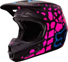 motocross goggles ebay 2017 fox racing womens v1 grav helmet motocross dirtbike offroad
