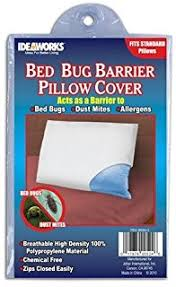 Mattress Bed Bug Cover Amazon Com Jobar Jb6013 Ideaworks Bed Bug Blockade Mattress Cover