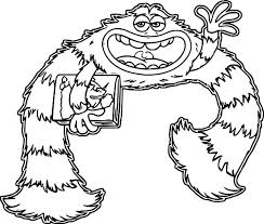 monsters inc coloring pages boo boo monsters inc coloring pages monsters inc coloring page boo