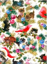 cat christmas wrapping paper wrapping paper for all ocassions search paper