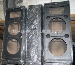 empty 15 inch speaker cabinets speaker enclousures wooden speaker enclosures empty speaker