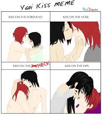 Dimitri Meme - kiss meme nio and dimitri by lio san on deviantart