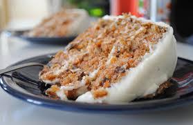 homemade by holman carrot cake