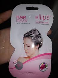 review ellips hair mask damage reliever lost in thoughts