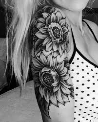 best 25 sunflower tattoos ideas on pinterest sunflower drawing