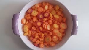 cuisiner des carottes en rondelles carottes et noix de cajou caramélisées un délice la fée stéphanie
