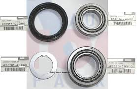 nissan pathfinder wheel bearing oem genuine front wheel bearing kit to fit nissan gq patrol atoc