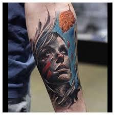 24 best tattoo artist dmitry vision images on pinterest skulls