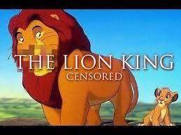 Lion King Meme Blank - unnecessary censorship know your meme