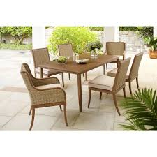 Hampton Bay Pembrey 7 Piece Patio Dining Set - hampton bay patio dining set 1949
