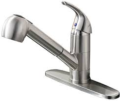 single handle kitchen faucet with pull out sprayer top 10 best kitchen faucets reviewed in 2016