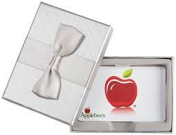 applebee gift card applebee s 50 gift card in a gift box gift cards