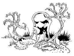 Peanuts Halloween Coloring Pages by Dave Lowe Design The Blog April 2010