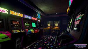 hands on u0027new retro arcade u0027 tech demo htc vive gameplay u2013 road to vr