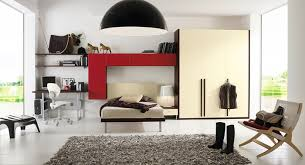 Cool Boy Bedrooms Awesome Interior Design With Double Bed And - Cool designs for bedrooms