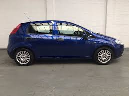 2009 fiat punto 1 4 active 5dr long mot in cardonald