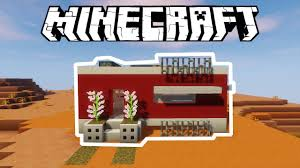 minecraft how to build a container house tutorial youtube