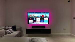 philips hue light strip behind tv philips hue lightstrip plus livingroom light ideas clipzui com