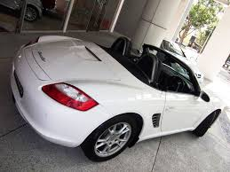 white porsche boxster rent a porsche boxster 2 7 convertible by ace drive car rental