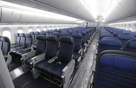 Does United Airlines Charge For Bags Shrinking Airline Seats And Public Safety Chicago Tribune