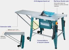 makita portable table saw makita 12 table saw 2712 viborg trading pte ltd