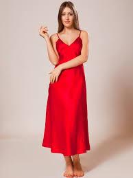 robe de chambre en soie chemise de nuit longue en soie