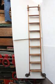 antique original american library ladder at 1stdibs