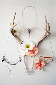 Jewelry Wall Hanger 49 Best Jewelry Storage Hacks Images On Pinterest Jewelry