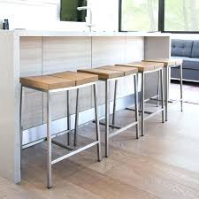 Bar Counter Top Bar Stools Upholstered Counter Height Bar Stools Backless
