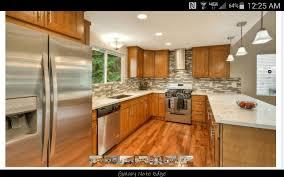 honey oak cabinets with brushed nickel hardware nice shiny white