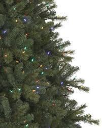 simple design prelit led trees ge 7 5 led tree