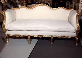 canap sofa rococo style giltwood canape sofa for sale at 1stdibs