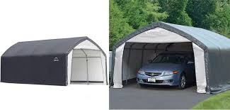Portable Awnings For Cars The 6 Best Portable Garages Carports Shelters For Cars Trucks